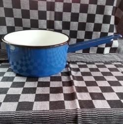 steelpan - blauw - 2 liter