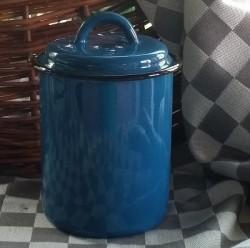 voorraadpot - waterblauw - normaal