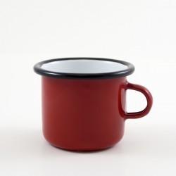 espresso kopje / drinkmok kids - rood - 6 cm