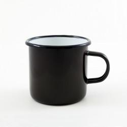 drinkmok - bruin - 8 cm