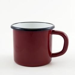 drinkmok - wit & koe - 10 cm
