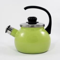 fluitketel - ROTTERDAM - 2 liter - groen