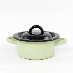 kookpannetje - lime kleur - 500 ml