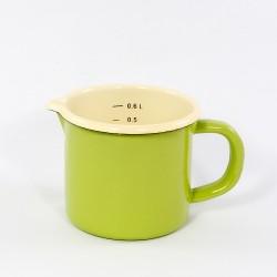maatkan - ROTTERDAM - groen & crème - 600 ml