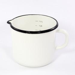 maatkan - wit - 1500 ml / 1,5 liter