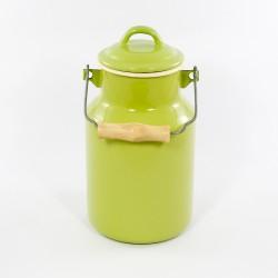 melkbus - ROTTERDAM - groen & creme - 2 liter