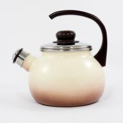 fluitketel - JANNEKE  - 2 liter - donkerrood