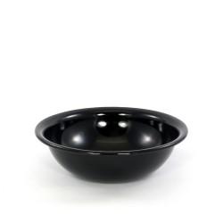 schaal/kom - zwart - 1 liter