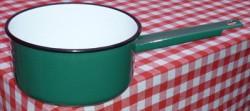 steelpan - groen - 2,25 liter / 2250 ml