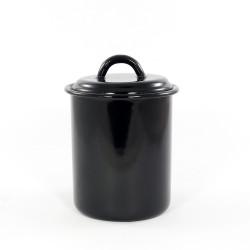 voorraadpot - zwart- normaal