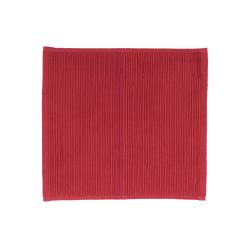 vaatdoek - ELIAS - rood - 32 x 32 cm