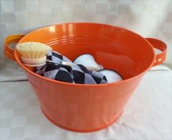 teil - oranje - 26,5 cm