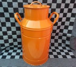 melkbus - oranje - 30 cm