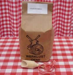 Volkorenmeel (zonder gist/zout) 1 kg